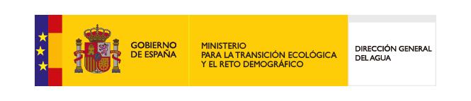 Logo Ministerio de Transición Ecológica - Dirección General del Agua