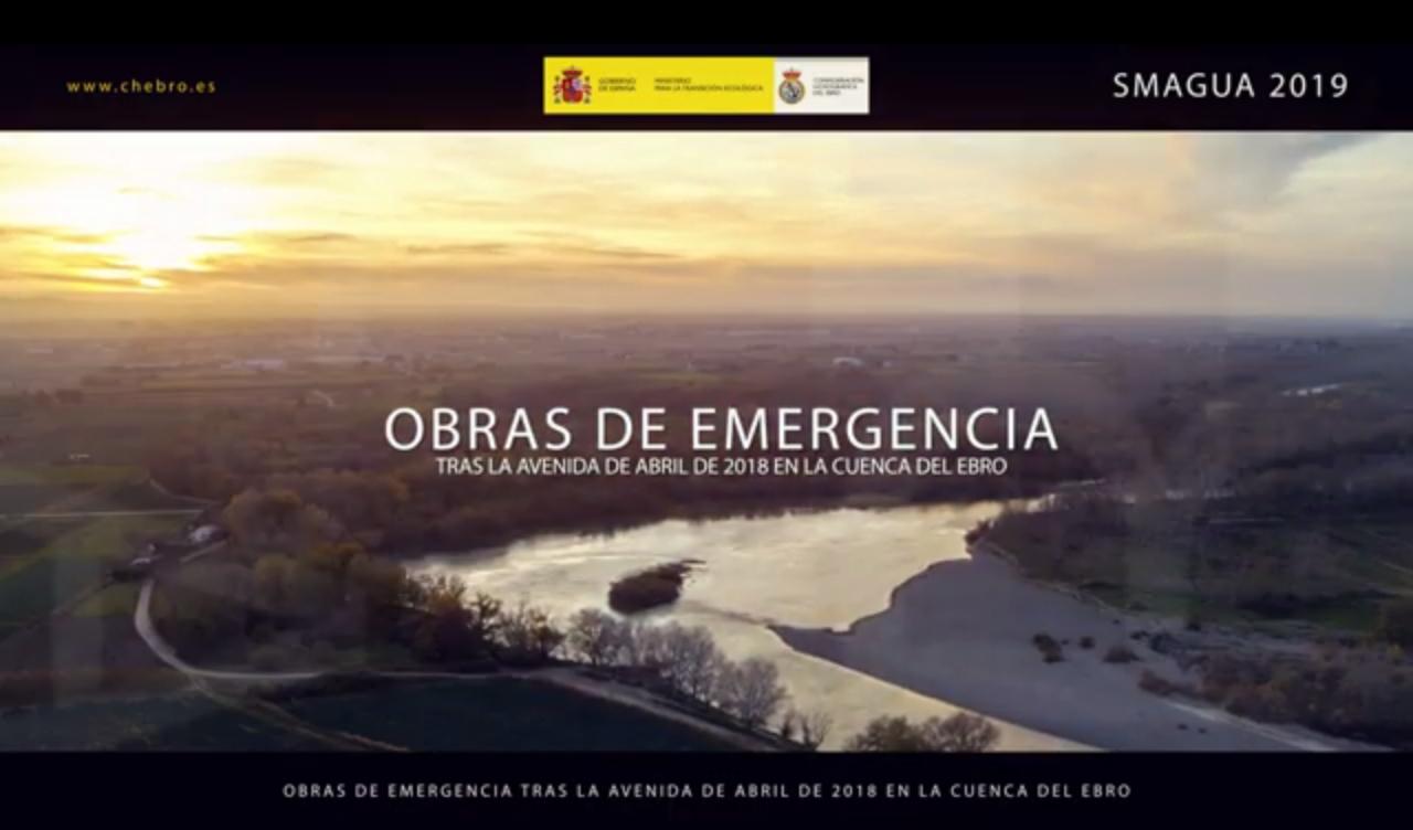 Video: Actuaciones para minorar el riesgo de inundación