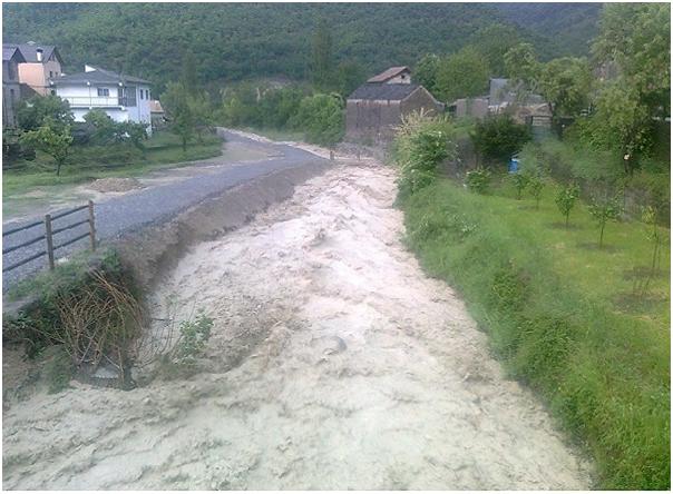 El Gobierno de Aragón publica una convocatoria de subvenciones para la gestión de riesgos de inundación