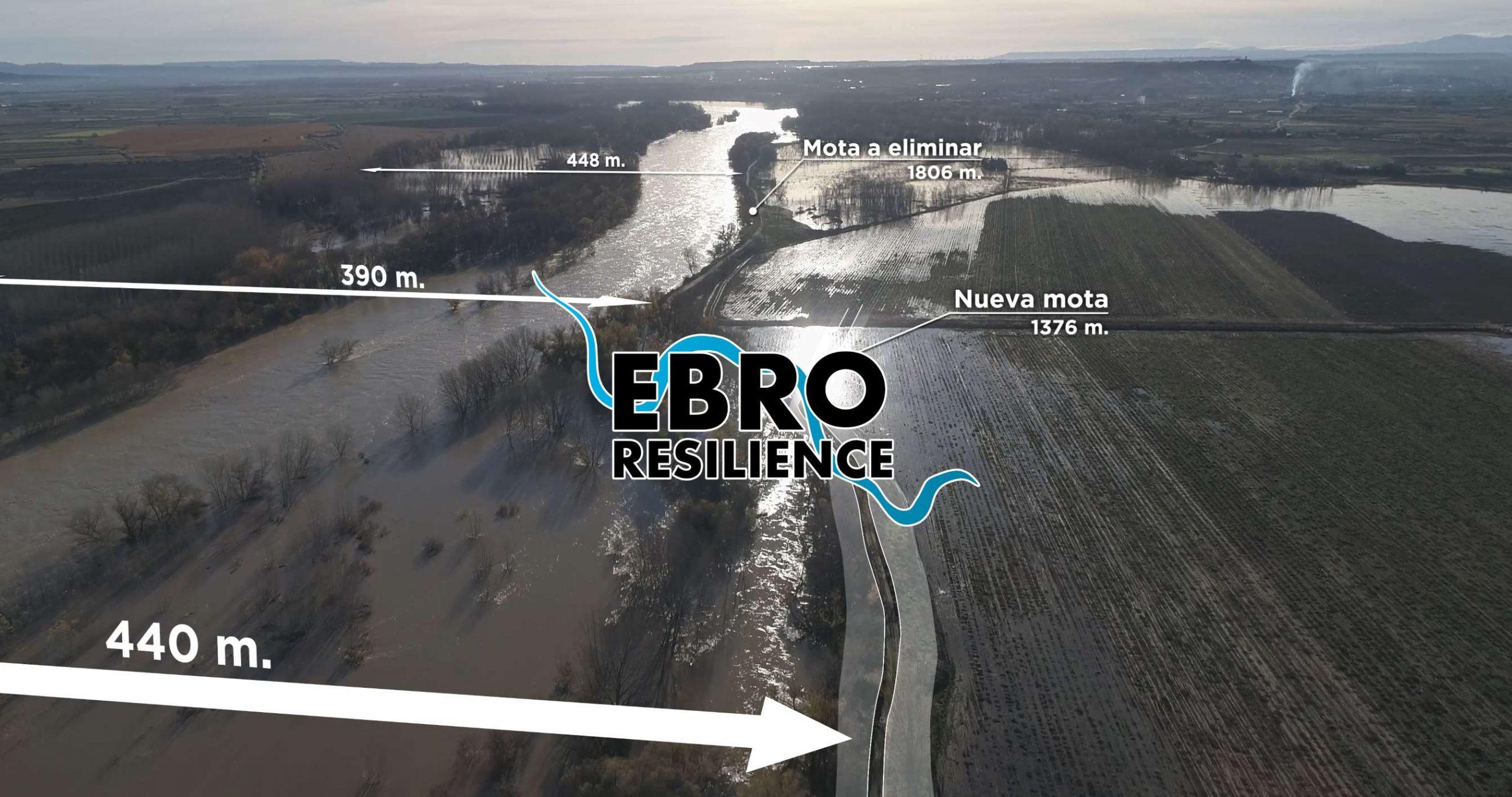 VIDEO: La restauración fluvial del Ebro en el paraje de La Nava (Alfaro, La Rioja)