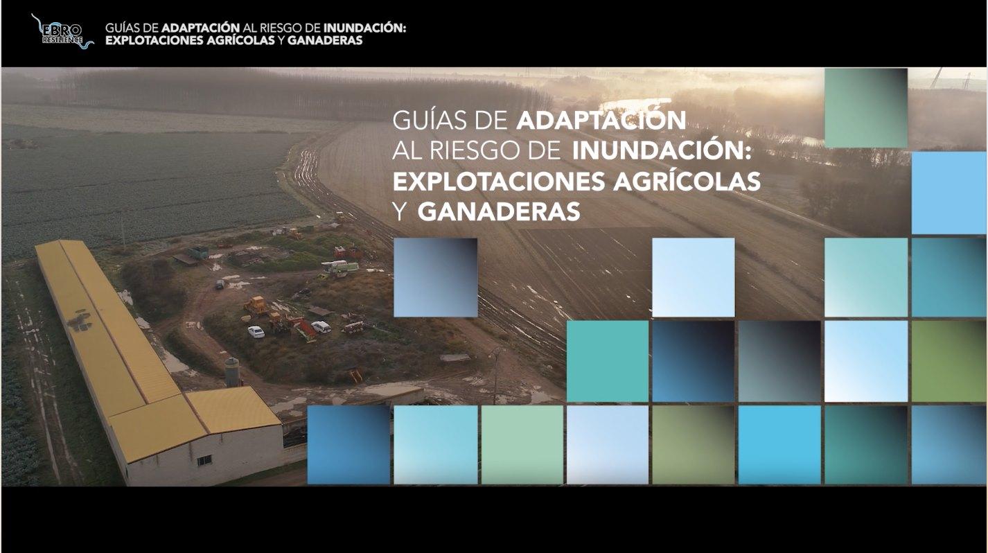 VIDEO: El proyecto piloto de evaluación de explotaciones agroganaderas ante el riesgo de inundación
