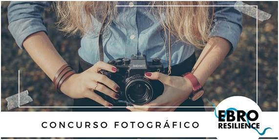 Convocado el I Concurso de fotografía digital Ebro Resilience