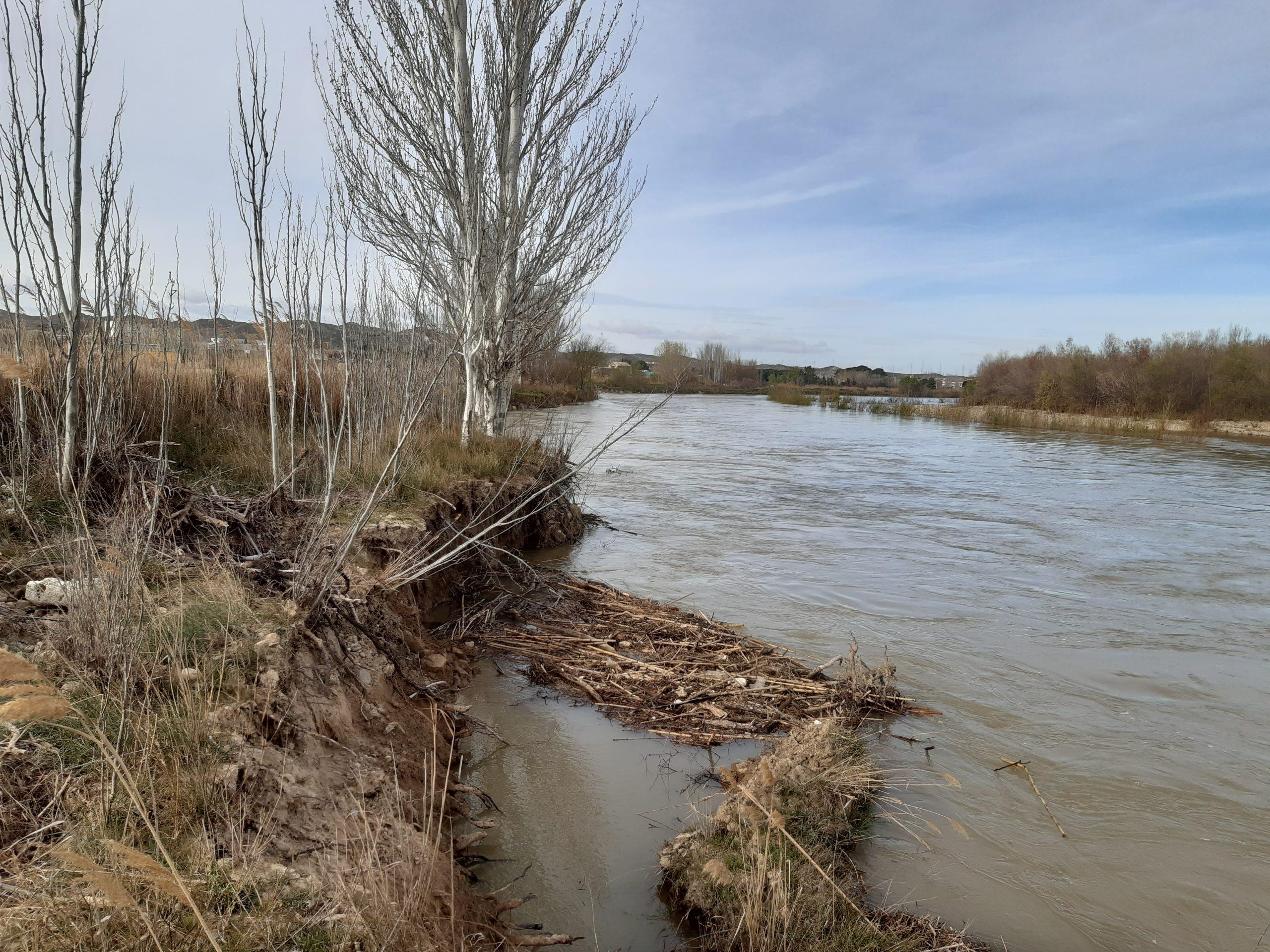 El Burgo de Ebro_erosión margen