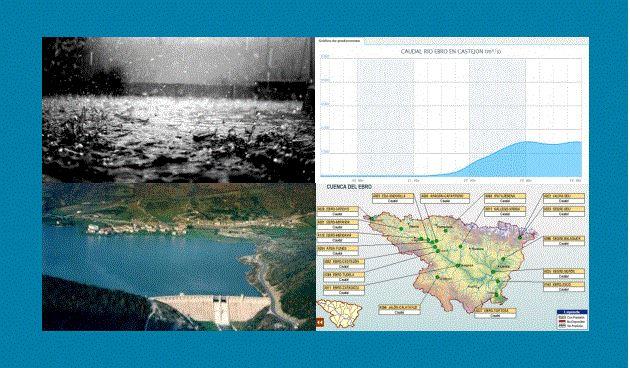 Jornada Predicción de caudales y gestión de embalses en las crecidas del Ebro