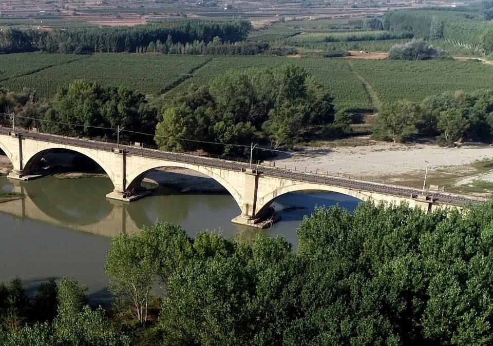 Meandro de La Roza